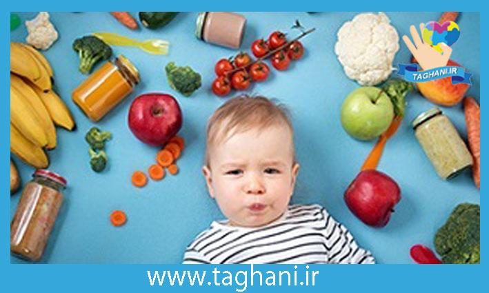 رژیم غذایی تغذیه و اوتیسم