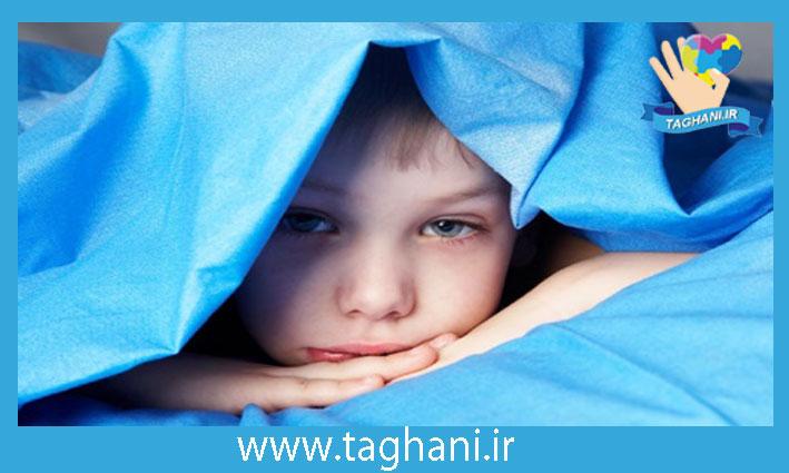 خواب کودکان دارای اوتیسم