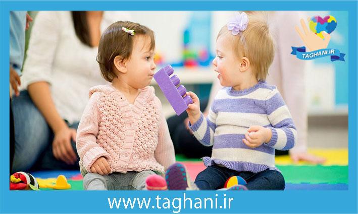 افزایش سطح ارتباط در کودک اوتیسم